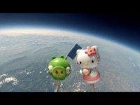Игрушки в космосе