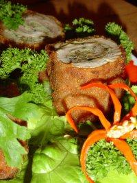 Мясная закуска «Пеньки на поляне»