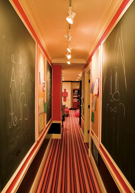 Как преобразить узкий неуютный коридор?