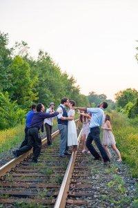 Тематическая зомби-свадьба. Без хэппи-энда