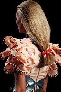Модный цвет волос осенью 2013