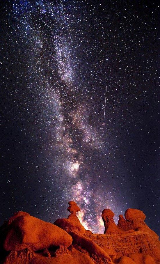 Ближайшие звездопады 2013