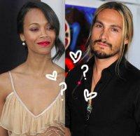 Зои Салдана и Марк Перего поженились?
