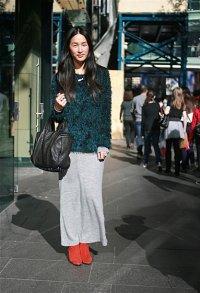 Уличная мода Сиднея