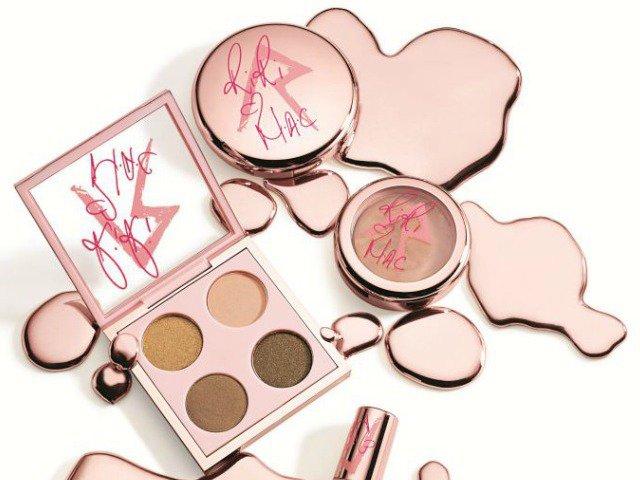 Осенняя коллекция макияжа от Рианны