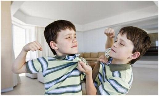 Как решать детские конфликты: драка