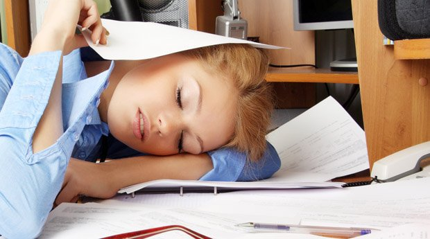 Как не заснуть на работе?