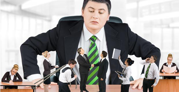Проблемы с шефом и пути их решения: шеф вас не замечает