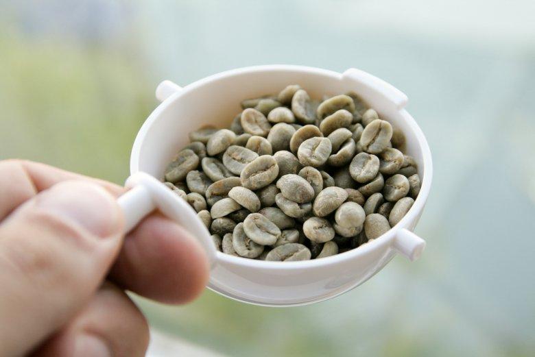 Как заваривать зеленый кофе для похудения?
