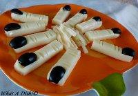 Сырные пальцы ведьмы