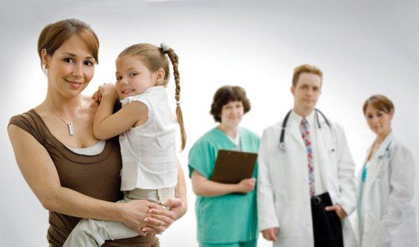 Когда девочке впервые посетить гинеколога?