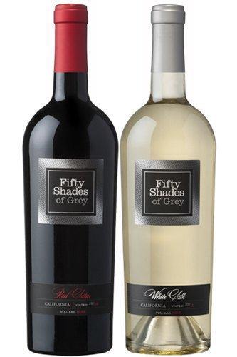 Вино «50 оттенков серого» для поклонников эротического бестселлера Э. Л. Джеймс