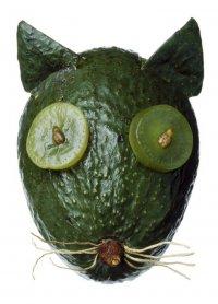 Ожившие овощи Кристель Дженн