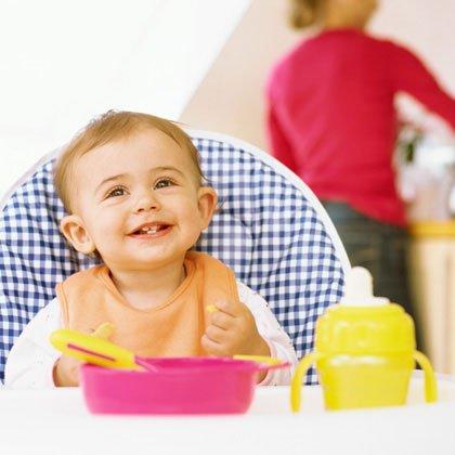 Мясные блюда для детей с 6 месяцев до года