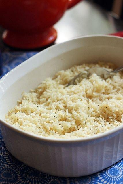 Как варить рассыпчатый рис?