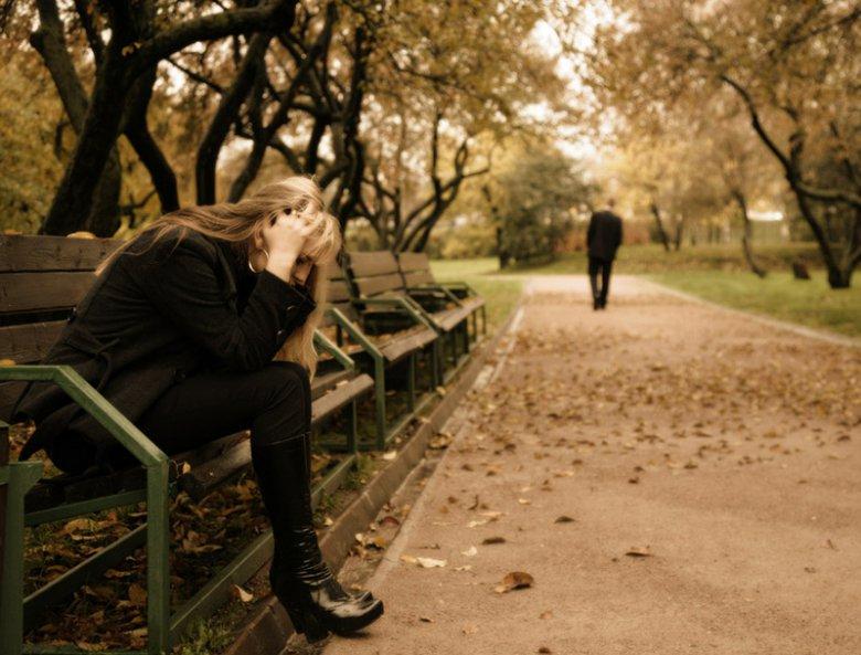 Старинные, картинки про расставания с любимым
