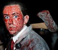 Самый простой костюм на Хэллоуин своими руками