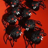 Идея украшения кексов на Хэллоуин