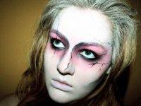Макияж зомби на Хэллоуин своими руками
