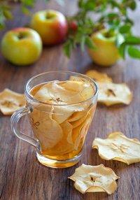 Удивительный пряный яблочный чай