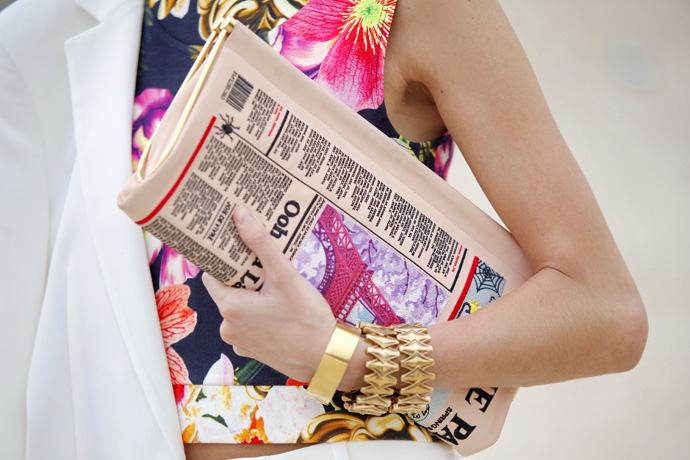 Модная газета: самые необычные клатчи 2013
