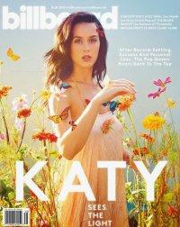 Кэти Перри на обложке Billboard: октябрь 2013