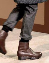 Модная обувь осень-зима 2013: клоги