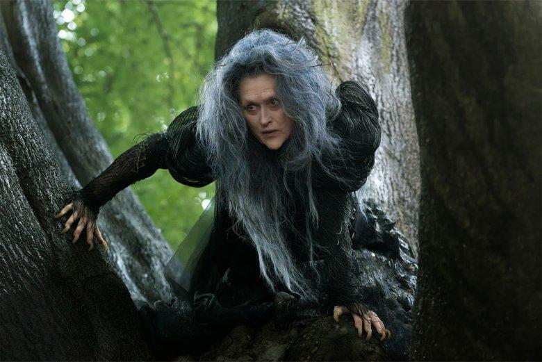 Темная сторона Мерил Стрип: киномюзикл «В лес»