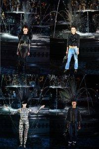 Коллекция Louis Vuitton весна-лето 2014 на неделе моды в Париже