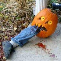 Атрибутика Хэллоуина