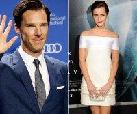 Бенедикт Камбербэтч и Эмма Уотсон признаны самыми сексуальными актерами