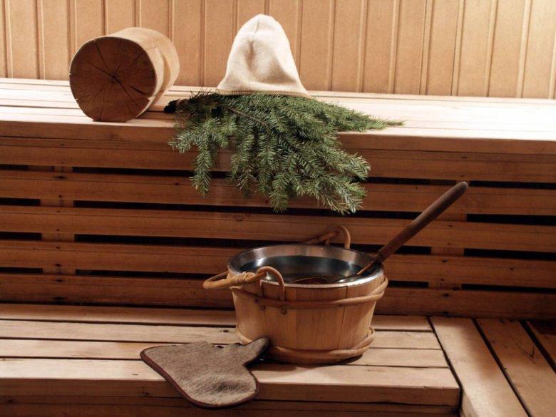 Русская баня от целлюлита