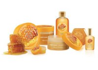 Коллекция Honeymania от The Body Shop