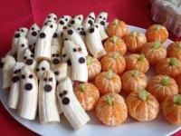 Легкий перекус в стиле Хэллоуина