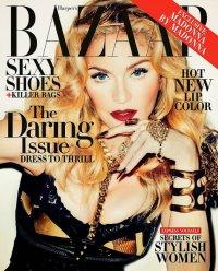 Интервью с Мадонной в Harper`s Bazaar