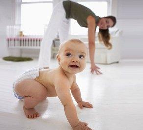 Как приучить ребенка делать утреннюю зарядку?