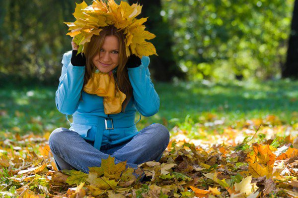 Как не набрать вес осенью