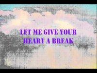 Акапелльная версия Give Your Heart a Break