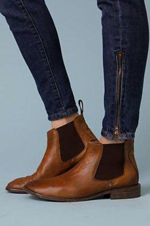 Осенняя мода 2013: ботинки челси