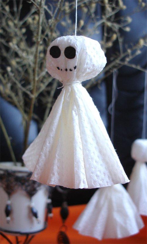 Идея для домашних привидений