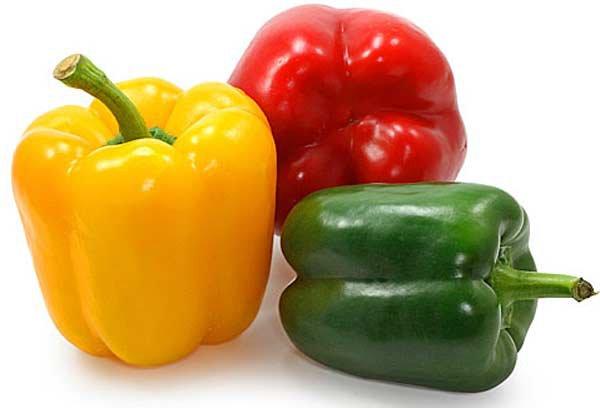Жгучесть перца: болгарский перец