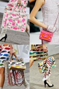 Коллекция сумок от Chanel весна-лето 2014