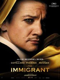 Характер-постер фильма «Иммигрантка»