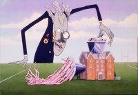 Страшные истории на Хэллоуин: Мясорубка (печальная история мальчика-хулигана)