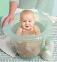 Как часто купать ребенка?