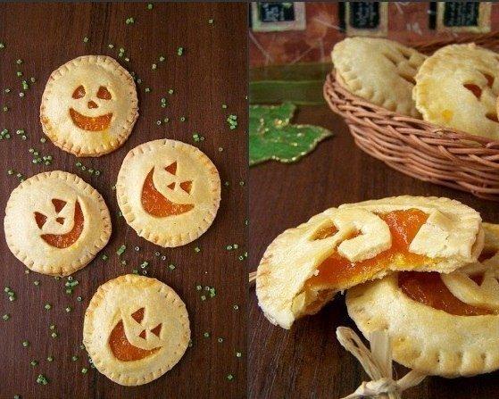 Печенье на Хэллоуин: «Светильник Джека»