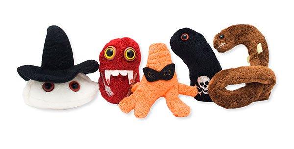 Набор недетских игрушек для празднования Хэллоуина