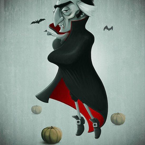 Конкурс на Хэллоуин: «Я тебя нарисовал»