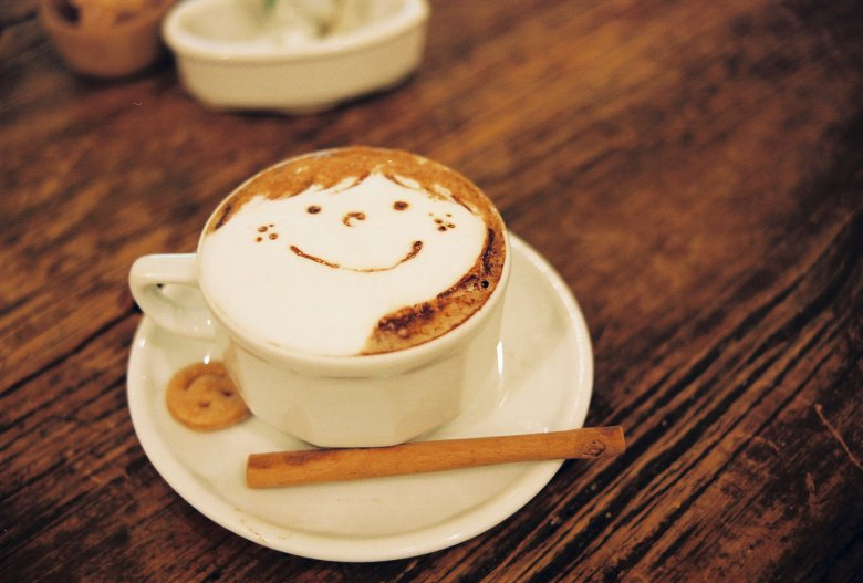 Кофейная карта: капучино