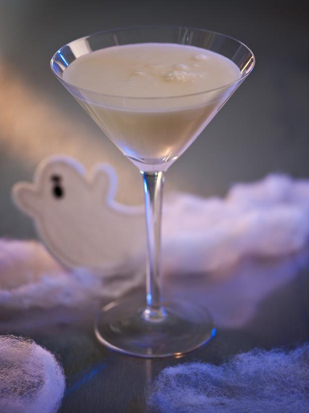 Призрачный коктейль на Хэллоуин